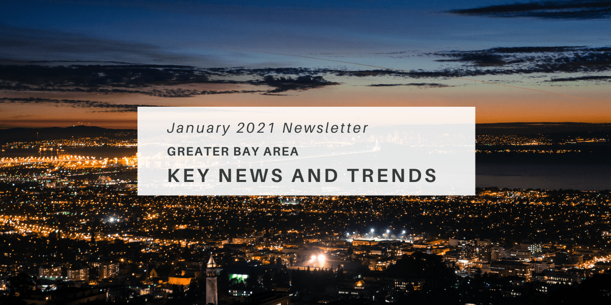 January 2021 Newsletter – Key Topics and Trends